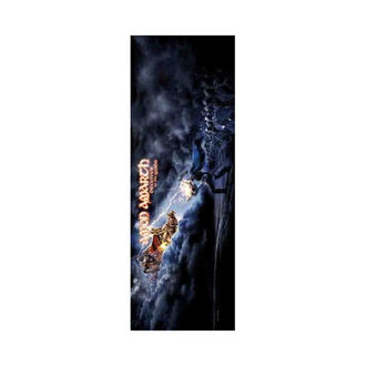 Flagge Amon Amarth - Receiver of the Gods, HEART ROCK, Amon Amarth