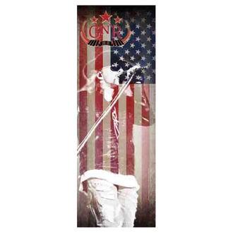 Flagge Guns N' Roses - Axel Standing, HEART ROCK, Guns N' Roses