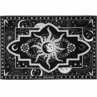 Decke (Tagesdecke) KILLSTAR - Dimensional Key - Schwarz, KILLSTAR