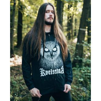 Herren Hoodie Kvelertak - Barlett Owl - KINGS ROAD, KINGS ROAD, Kvelertak