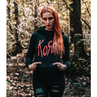Damen Hoodie Korn - Logo -, NNM, Korn