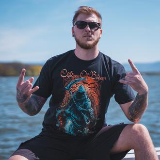 Herren T-Shirt Children Of Bodom - Grim Reaper - NUCLEAR BLAST, NUCLEAR BLAST, Children of Bodom