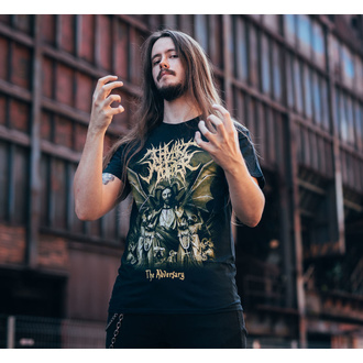 Herren T-Shirt Thy Art Is Murder - The Adversary - Schwarz - INDIEMERCH, INDIEMERCH, Thy Art Is Murder