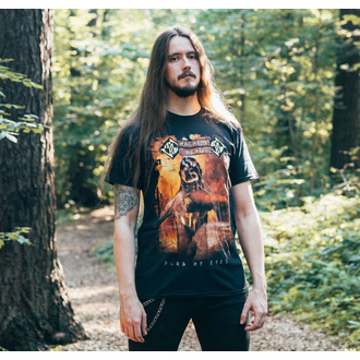 Herren T-Shirt Metal Machine Head - Burn My Eyes - NNM, NNM, Machine Head