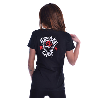 Damen T-Shirt - BAD GIRLS - CUPCAKE CULT, CUPCAKE CULT