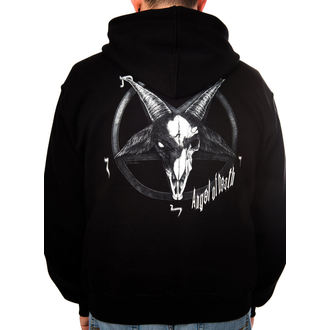 Herren Hoodie ART BY EVIL - Angel of Death, ART BY EVIL