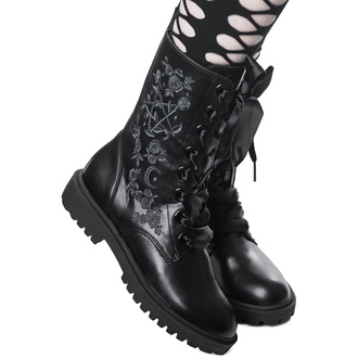 Damen Schuhe Wedge Boots - KILLSTAR, KILLSTAR