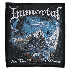 Aufnäher IMMORTAL - AT THE HEART OF WINTER - RAZAMATAZ, RAZAMATAZ, Immortal