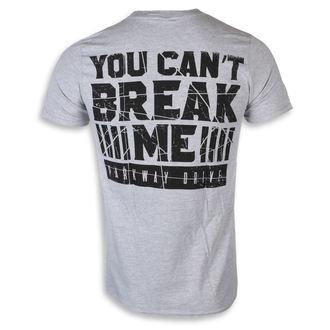 Herren T-Shirt Metal Parkway Drive - You Can't Break Me - KINGS ROAD, KINGS ROAD, Parkway Drive