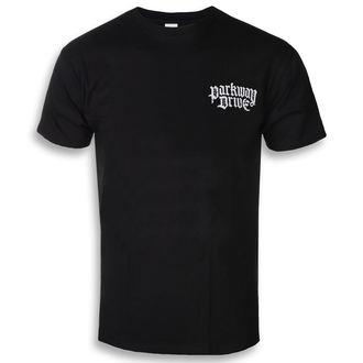 Herren T-Shirt Metal Parkway Drive - Burn Your Heaven - KINGS ROAD, KINGS ROAD, Parkway Drive