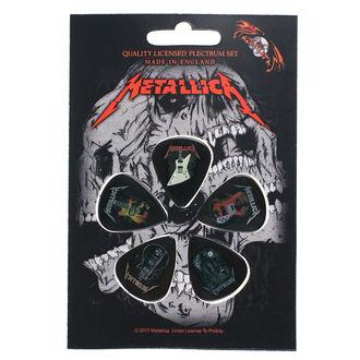 Plektren Metallica - Guitars - RAZAMATAZ, RAZAMATAZ, Metallica