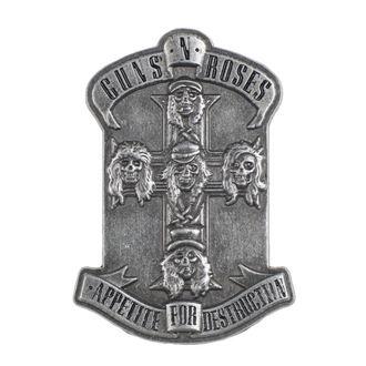 Reißzwecke Guns N' Roses - Appetite - RAZAMATAZ, RAZAMATAZ, Guns N' Roses