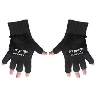 Fingerlose Handschuhe Sex Pistols - Nirgends / Langeweile - RAZAMATAZ, RAZAMATAZ, Sex Pistols