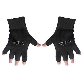 Fingerlose Handschuhe Queen - Logo - RAZAMATAZ, RAZAMATAZ, Queen