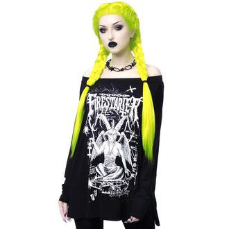 Langärmeliges Damenhemd KILLSTAR - Firestarter, KILLSTAR