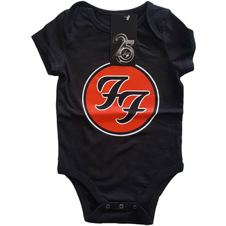 Baby-Body Foo Fighters - FF Logo, ROCK OFF, Foo Fighters