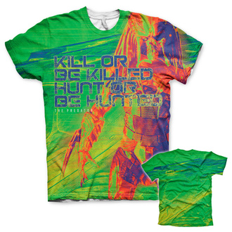 Herren T-Shirt Predator - HYBRIS, HYBRIS, Predator