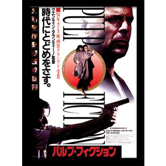 Poster mit Bilderrahmen Pulp Fiction - (Oriental) - PYRAMID POSTERS, PYRAMID POSTERS, Pulp Fiction