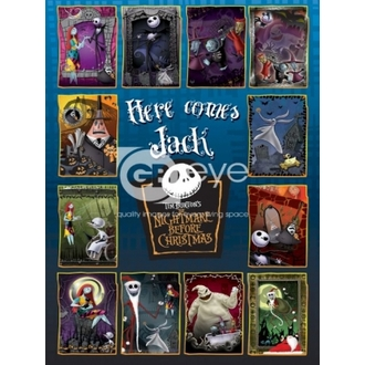 Poster - NIGHTMARE BEFORE CHRISTMAS  - Compilation - FP2209, NIGHTMARE BEFORE CHRISTMAS