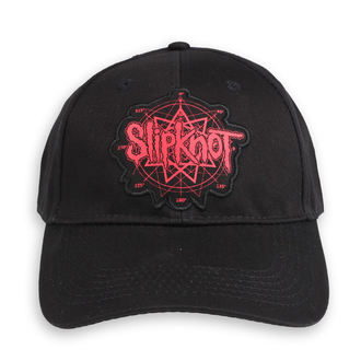 Kappe Cap Slipknot - Logo - ROCK OFF, ROCK OFF, Slipknot