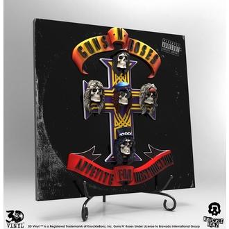 Dekoration Guns N' Roses - Appetite for Destruction, KNUCKLEBONZ, Guns N' Roses