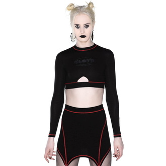 Crop Damen Longsleeve KILLSTAR - Hacker, KILLSTAR