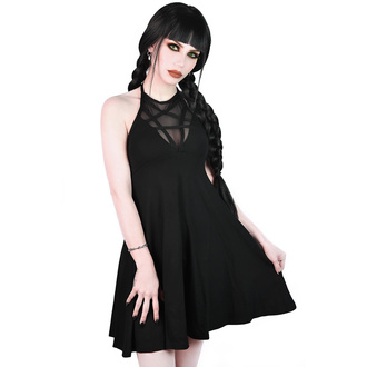Damen Kleid KILLSTAR - Hades Sun - SCHWARZ - KSRA001689