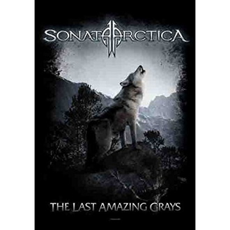 Flagge Sonata Arctica - The Last Amazing Grays, HEART ROCK, Sonata Arctica