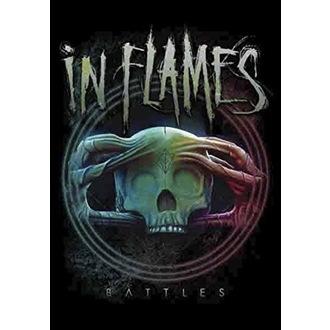 Flagge In Flames - Battles, HEART ROCK, In Flames