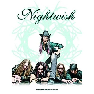vlajka Nightwish HFL 635, HEART ROCK, Nightwish