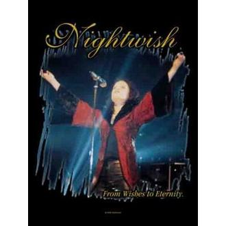Fahne Nightwish - From Wishes To Eternity, HEART ROCK, Nightwish