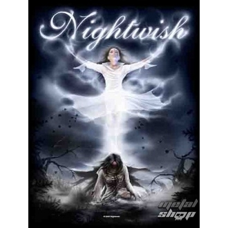 Fahne Nightwish - Resurrection, HEART ROCK, Nightwish