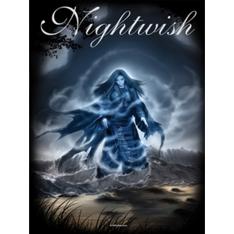 Fahne Nightwish - Ghost Love Score, HEART ROCK, Nightwish
