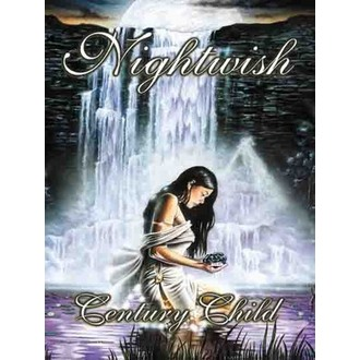 Fahne Nightwish - Century Child, HEART ROCK, Nightwish