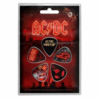 Picks AC/DC - PWR UP, RAZAMATAZ, AC-DC