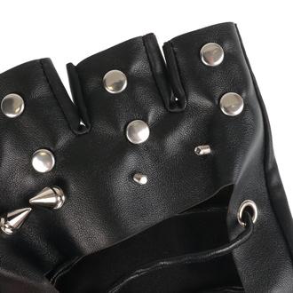Handschuhe PUNK RAVE - Fetishist - S-104 - BESCHÄDIGT, PUNK RAVE