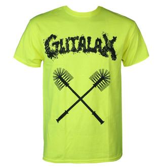 Herren T-Shirt Metal Gutalax - toilet brushes - ROTTEN ROLL REX, ROTTEN ROLL REX, Gutalax