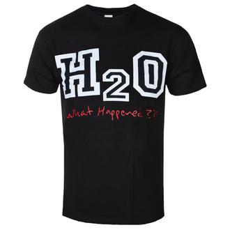 Herren T-Shirt Metal H2O - What Happened - KINGS ROAD, KINGS ROAD, H2O