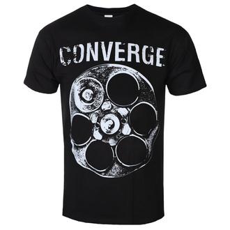 Herren T-Shirt Metal Converge - The Chamber Black - KINGS ROAD, KINGS ROAD, Converge