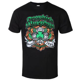 Herren T-Shirt Metal Dropkick Murphys - Shamrock Badge - KINGS ROAD, KINGS ROAD, Dropkick Murphys