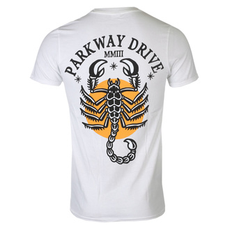 Herren T-Shirt Metal Parkway Drive - Scorpio - KINGS ROAD, KINGS ROAD, Parkway Drive