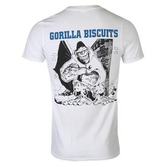 Herren T-Shirt Metal Gorila Biscuits - City EP Cover - KINGS ROAD, KINGS ROAD, Gorila Biscuits