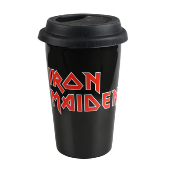 Becher Iron Maiden - Logo, NNM, Iron Maiden