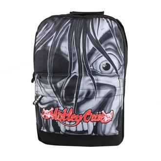 Rucksack Mötley Crüe - DR FG FACE, NNM, Mötley Crüe