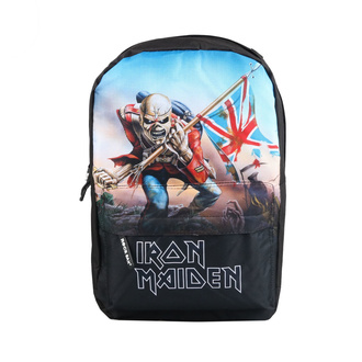 Rucksack IRON MAIDEN - TROOPER, NNM, Iron Maiden