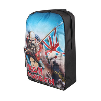 Rucksack IRON MAIDEN - TROOPER - ROT, NNM, Iron Maiden
