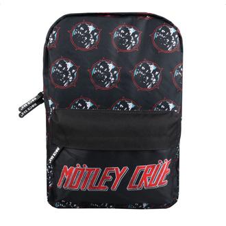 Rucksack Mötley Crüe - HEAVY METAL - LEISTUNG, NNM, Mötley Crüe
