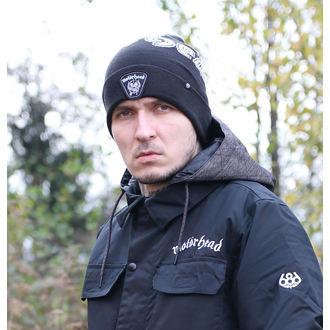 Beanie Mütze MOTÖRHEAD - Black, NNM, Motörhead