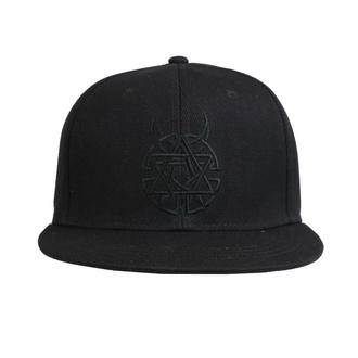 Kappe Cap Disturbed - Icon & Logo - ROCK OFF, ROCK OFF, Disturbed