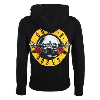 Damen Hoodie Guns N' Roses - Classic Logo - ROCK OFF, ROCK OFF, Guns N' Roses